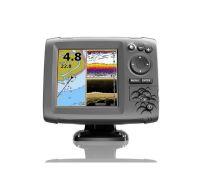 Lowrance Hook-5 Mid/High/DownScan™ (Картплоттер)